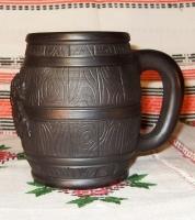 "Beer Mug ""Cask"""
