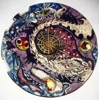 "Decorative Plate ""Crayfish"""